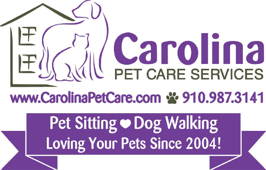 Pet Sitting in Fayetteville, NC